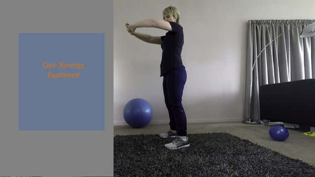 Postnatal Video Class, Week Two