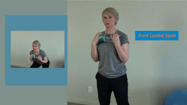 Postnatal Video Class, Week Four