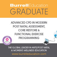 Burell Education CPD post natal assessment qualification